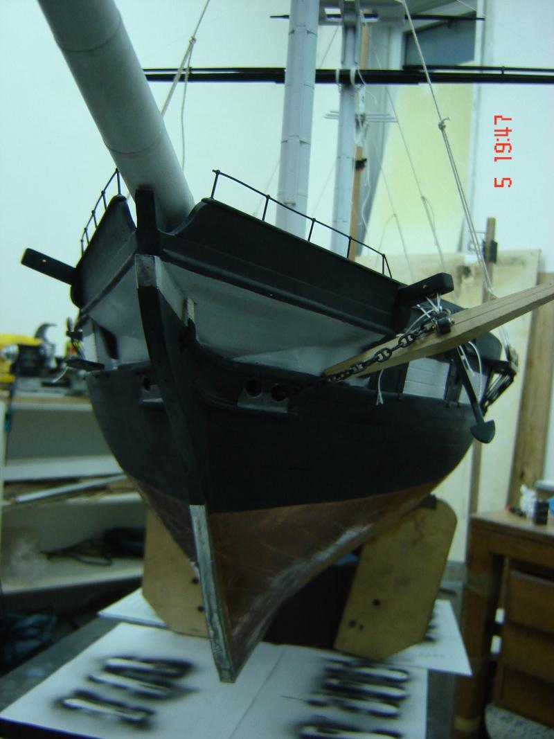 restauration une corvette aviso (1832-1840) - Page 2 Dsc02614