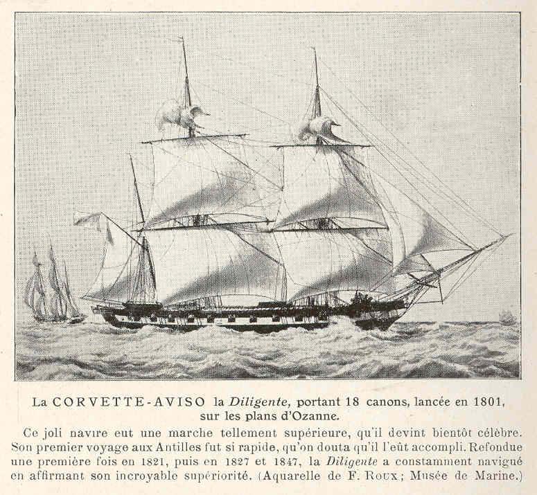 restauration une corvette aviso (1832-1840) - Page 2 Getima10