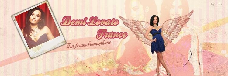 Demi Lovato France