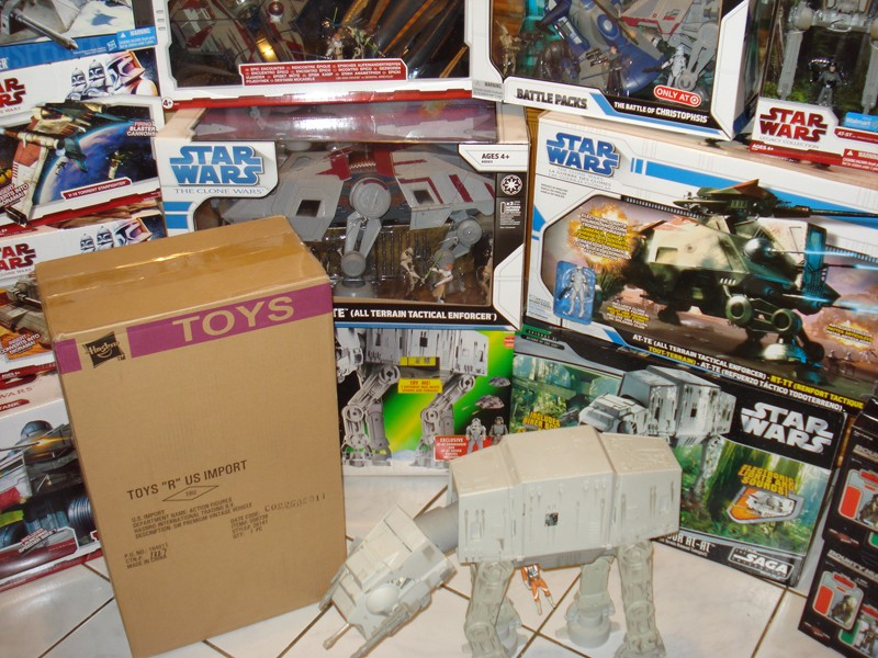 Collection R1D1YZF At-at_10