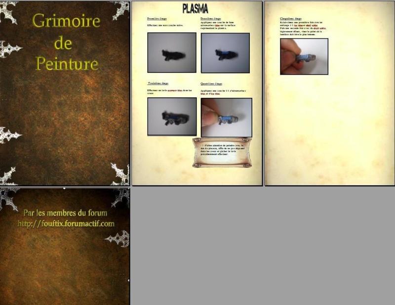 [TUTOS]  GRIMOIRE DE PEINTURE  (recueil de tuto) - Page 3 Presen10