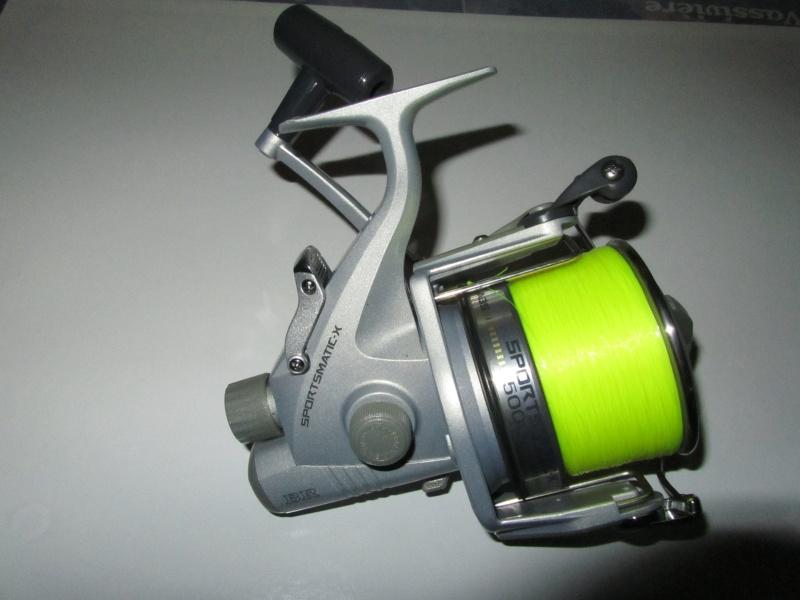 vends 1 moulinet daiwa debrayable sportmatic X 5000 BR Img_0413