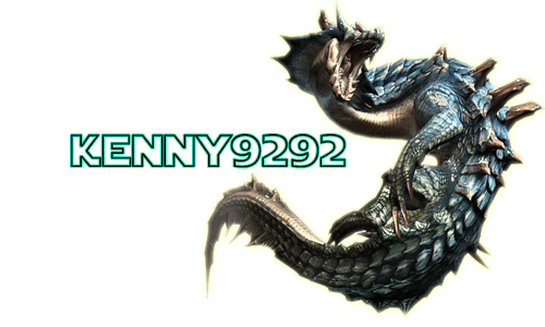 Monster Hunter portable 3 Kenny10