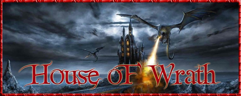 House Of Wrath