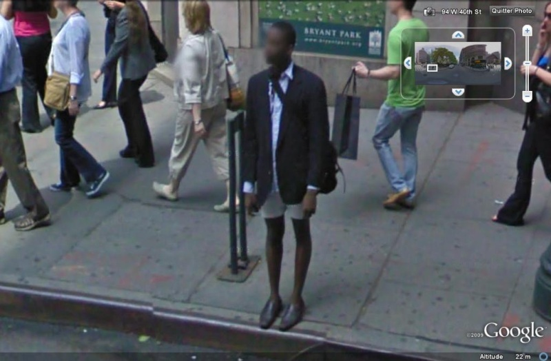 STREET VIEW : très classe la tenue vestimentaire new york usa Belle_10