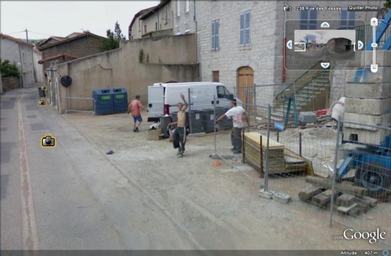 STREET VIEW : un coucou à la Google car  - Page 3 Coucou12