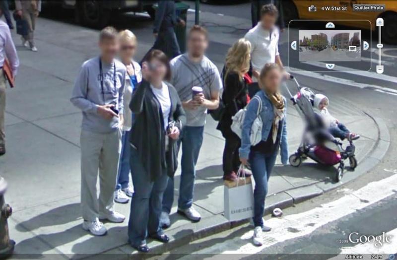 STREET VIEW : un coucou à la Google car  - Page 5 Coucou17