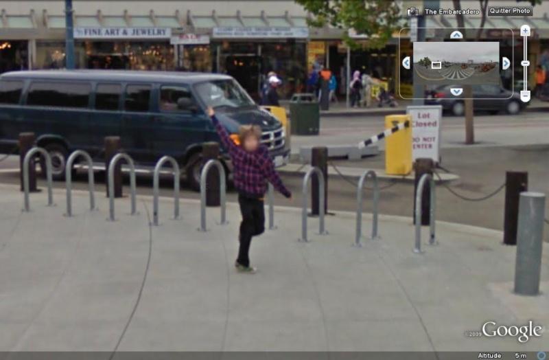 STREET VIEW : un coucou à la Google car  - Page 5 Coucou22