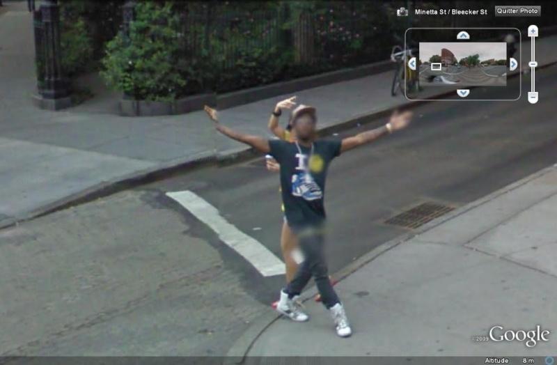 STREET VIEW : un coucou à la Google car  - Page 6 Coucou25