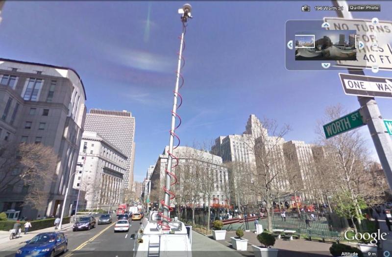 STREET VIEW : google car pour avion ? Google11