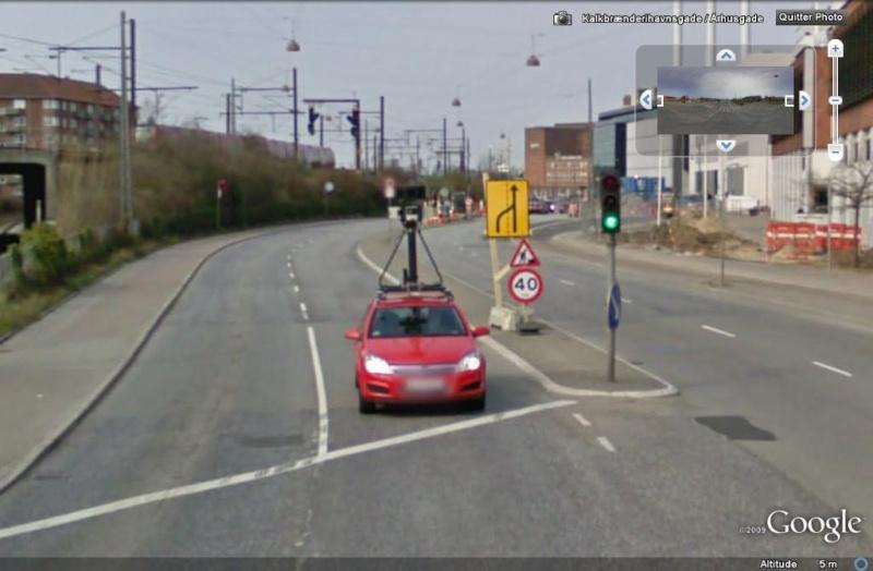 STREET VIEW : la Google car dans tous ses états ! - Page 2 Google13