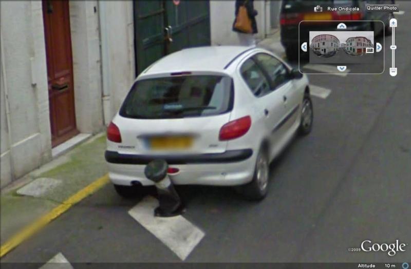 STREET VIEW : l'art de se garer... Mal_ga13