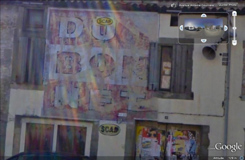 STREET VIEW : Vieilles publicités murales - Page 3 Pub10