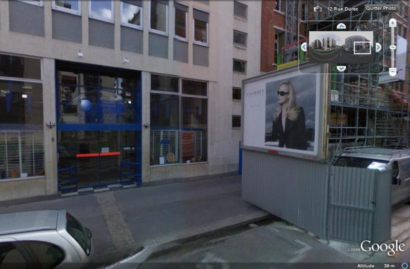 STREET VIEW : immeuble valentin hauy  paris Valent10
