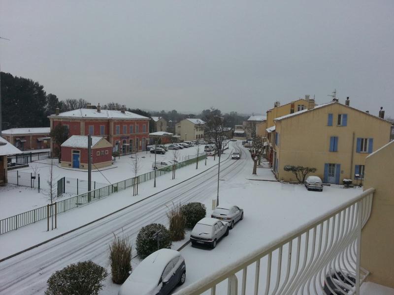 neige dans le var  20130230