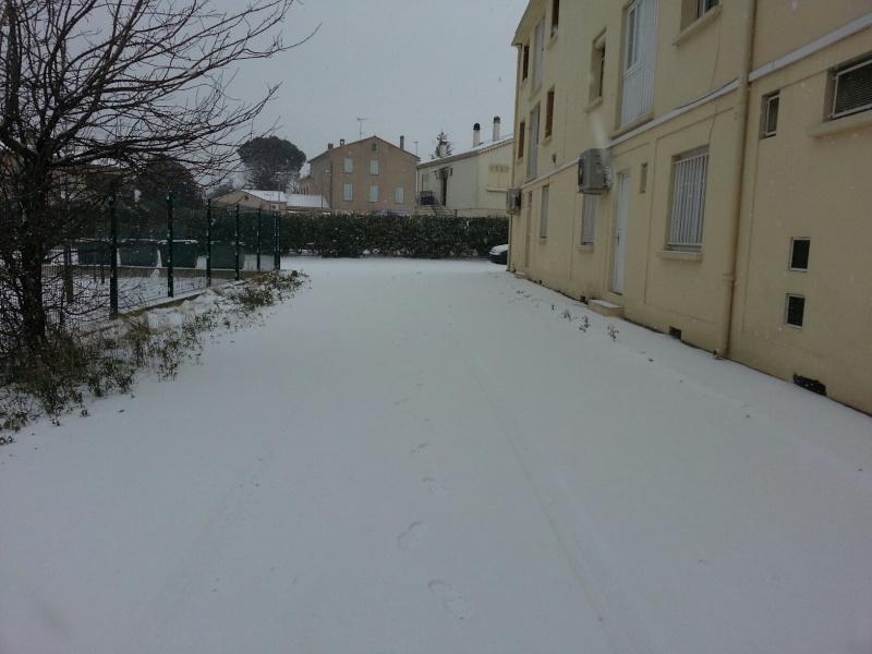 neige dans le var  20130231