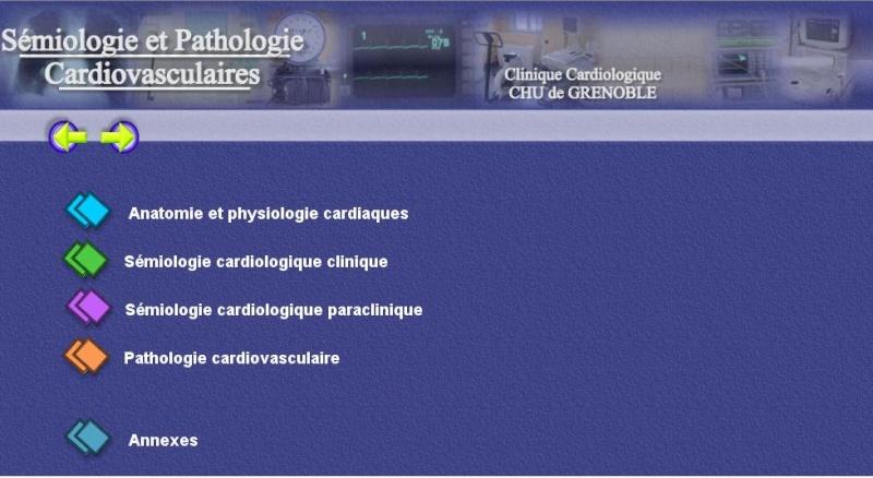semio et pathologies cardio-vasculaires Cardio10