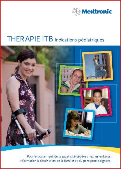 THERAPIE ITB Indications pédiatriques dans le traitement de la spasticité Sdsdst10