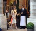 """Angelina aparece deslumbrante no primeiro dia de filmagem de """"O turista"""" _00410"""