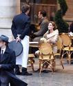 """Angelina aparece deslumbrante no primeiro dia de filmagem de """"O turista"""" _00510"""