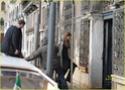 """Angelina,Brad e Pax saindo do Hotel """"Grand Canal"""" 17.02.10 Brad-p20"""