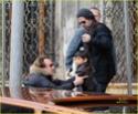 """Angelina,Brad e Pax saindo do Hotel """"Grand Canal"""" 17.02.10 Brad-p24"""