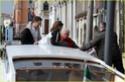 """Angelina,Brad e Pax saindo do Hotel """"Grand Canal"""" 17.02.10 Brad-p26"""