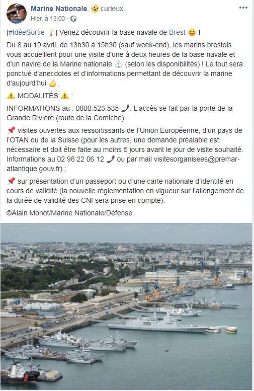 [Les ports militaires de métropole] Port de BREST - TOME 3 - Page 9 0000011