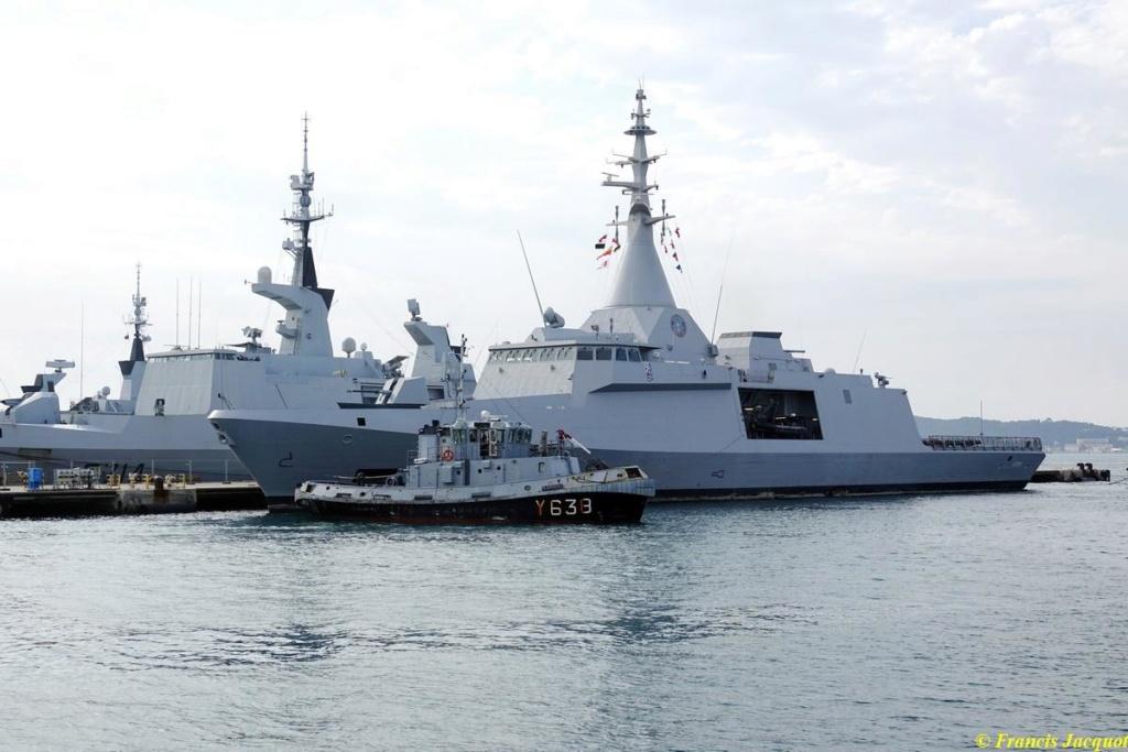[Les ports militaires de métropole] Port de Toulon - TOME 1 - Page 38 01225