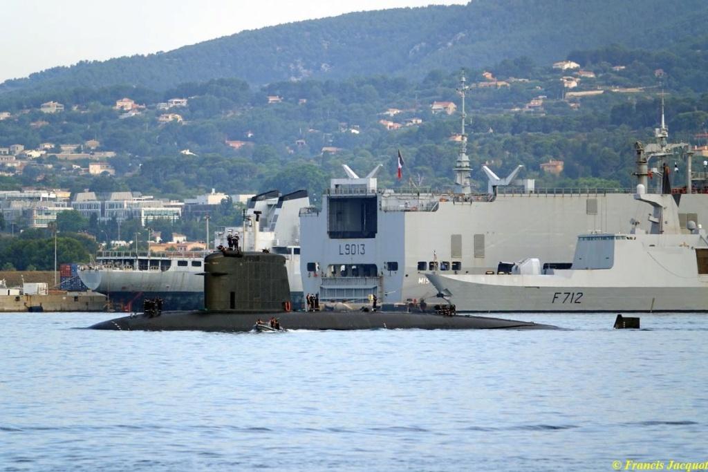 [Les ports militaires de métropole] Port de Toulon - TOME 1 - Page 38 01230