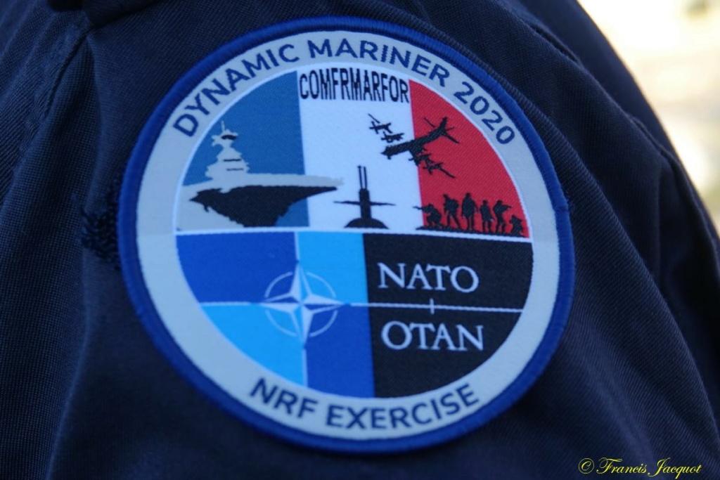 [Les Ports Militaires de Métropole] Toulon Exercice Dynamic Mariner 20 01247
