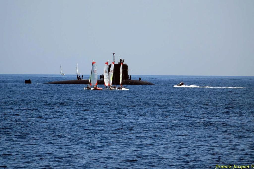 [LES PORTS MILITAIRES DE MÉTROPOLE] Mouvements de Bâtiments dans la rade de Toulon - Page 19 0125