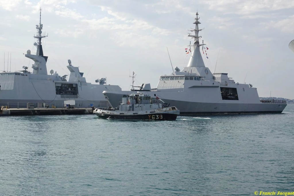 [Les ports militaires de métropole] Port de Toulon - TOME 1 - Page 38 02224