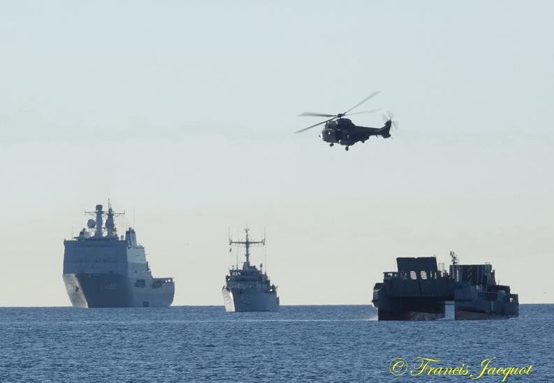 [Les Ports Militaires de Métropole] Toulon Exercice Dynamic Mariner 20 02248
