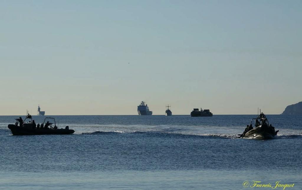 [Les Ports Militaires de Métropole] Toulon Exercice Dynamic Mariner 20 03249