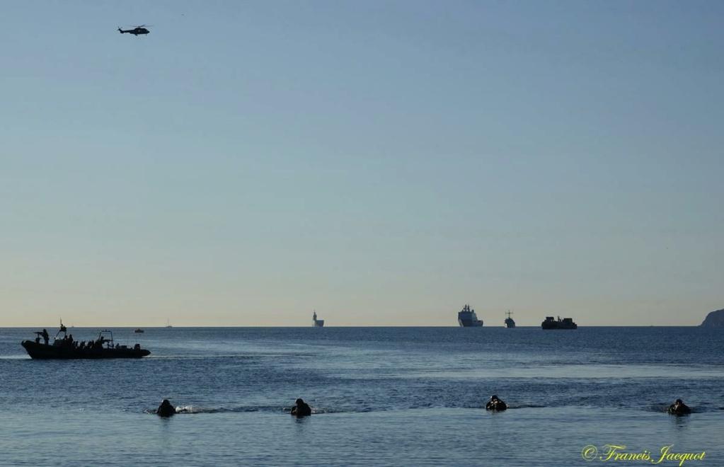 [Les Ports Militaires de Métropole] Toulon Exercice Dynamic Mariner 20 05239