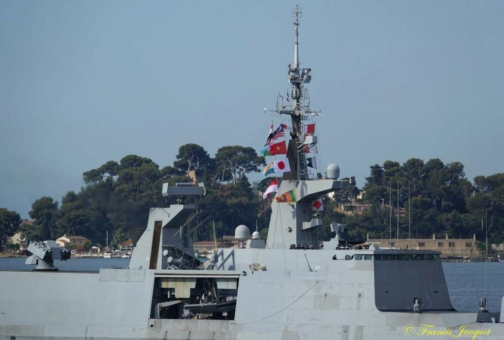 [Les ports militaires de métropole] 12° mission JEANNE D'ARC - Page 2 05272