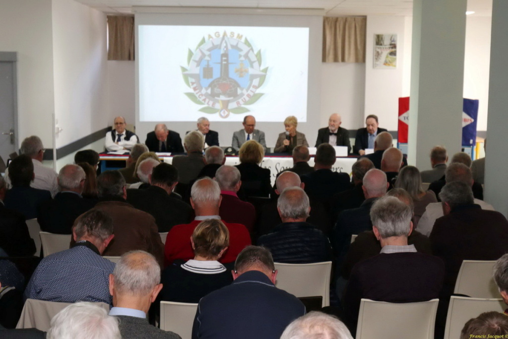 [Association anciens marins] AGASM Amicale RUBIS TOULON - Page 9 07201