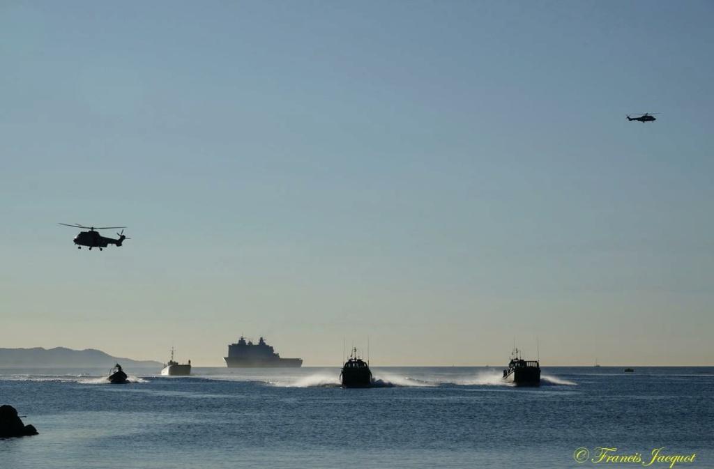 [Les Ports Militaires de Métropole] Toulon Exercice Dynamic Mariner 20 09208