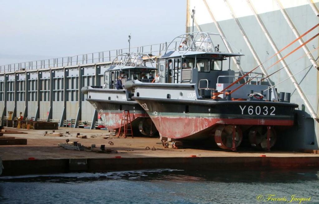 [Les ports militaires de métropole] Port de Toulon - TOME 1 - Page 43 10208