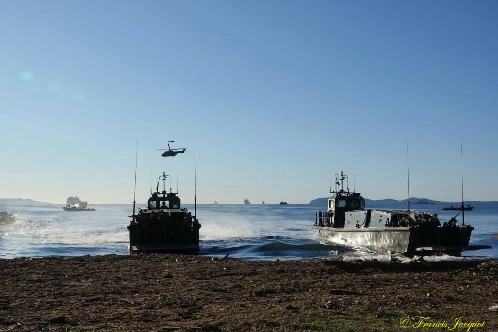 [Les Ports Militaires de Métropole] Toulon Exercice Dynamic Mariner 20 11185