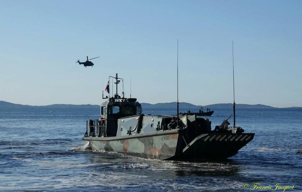 [Les Ports Militaires de Métropole] Toulon Exercice Dynamic Mariner 20 12178