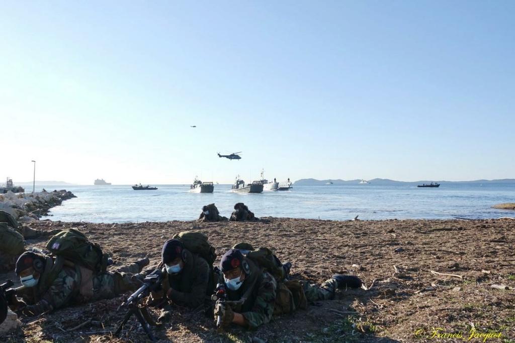 [Les Ports Militaires de Métropole] Toulon Exercice Dynamic Mariner 20 17142