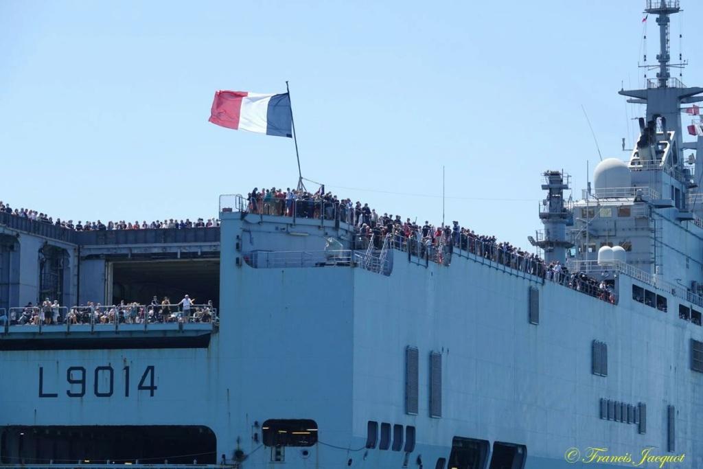 [Les ports militaires de métropole] 12° mission JEANNE D'ARC - Page 2 20148