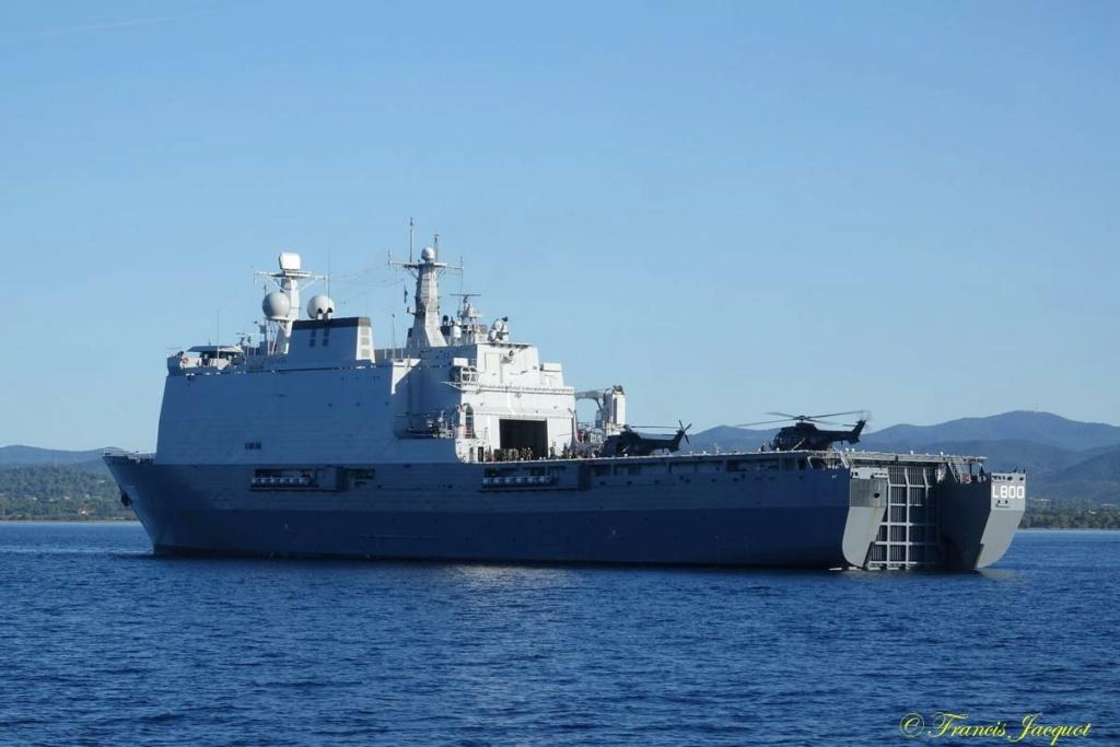 [Les Ports Militaires de Métropole] Toulon Exercice Dynamic Mariner 20 22125
