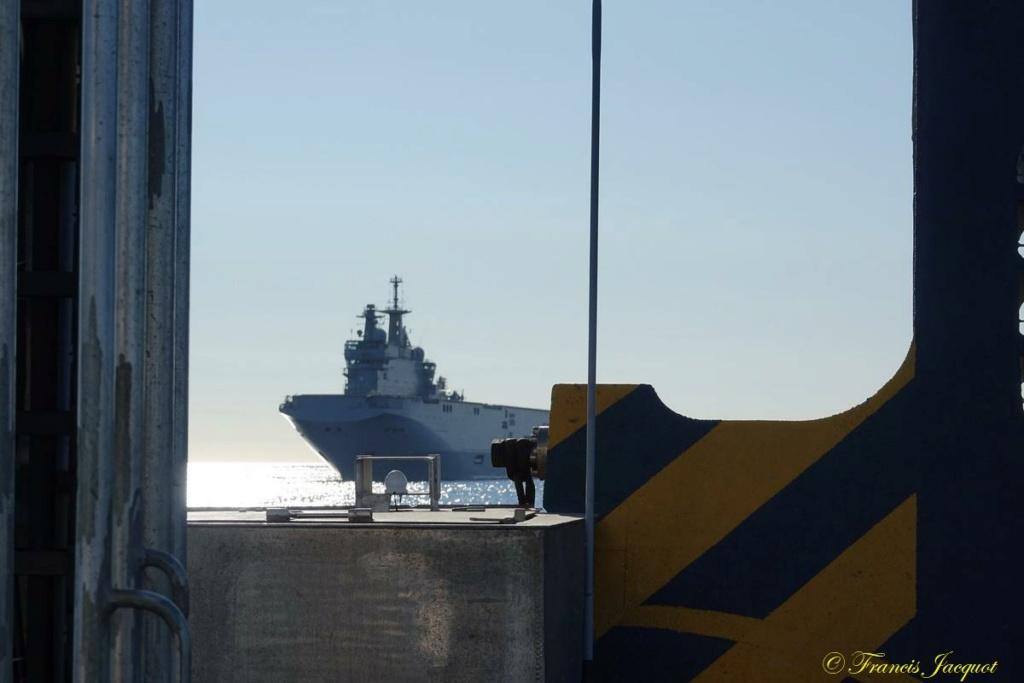 [Les Ports Militaires de Métropole] Toulon Exercice Dynamic Mariner 20 23123
