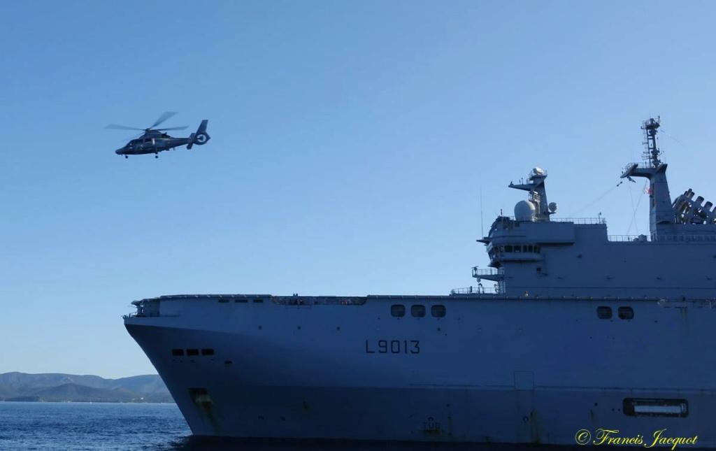 [Les Ports Militaires de Métropole] Toulon Exercice Dynamic Mariner 20 25113