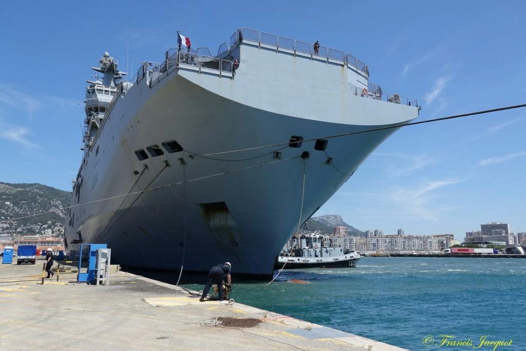 [Les ports militaires de métropole] 12° mission JEANNE D'ARC - Page 2 26118