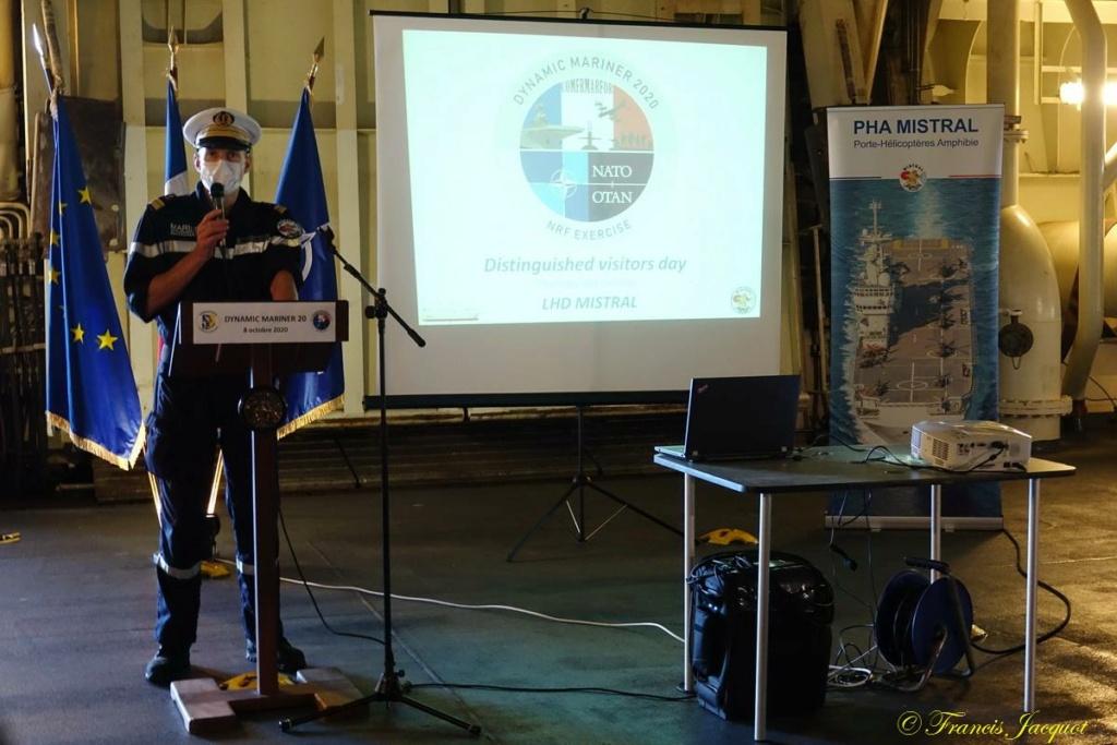 [Les Ports Militaires de Métropole] Toulon Exercice Dynamic Mariner 20 2995