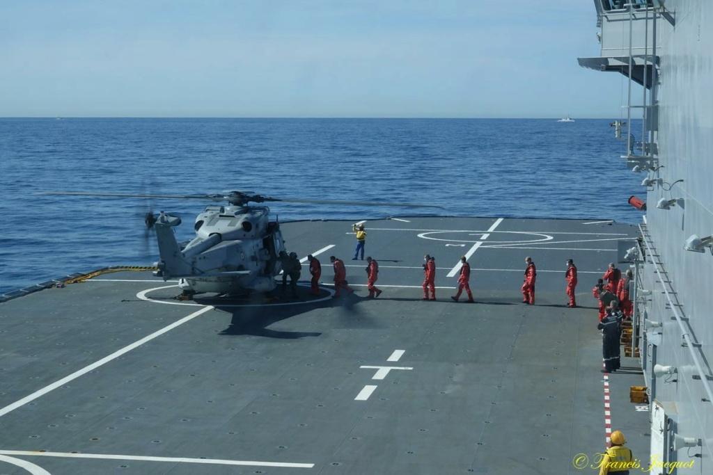 [Les Ports Militaires de Métropole] Toulon Exercice Dynamic Mariner 20 4071